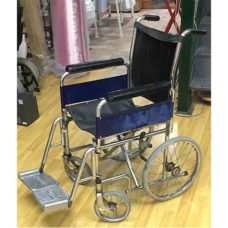 Silla de ruedas plegable de segundamano Abad RP