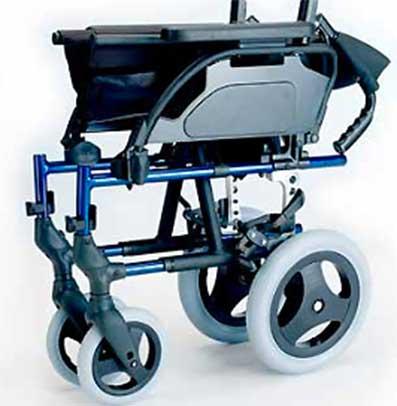 a4e796336d7ba Silla de ruedas Style respaldo partido NUEVA SILLA BREEZY MÁS ROBUSTA