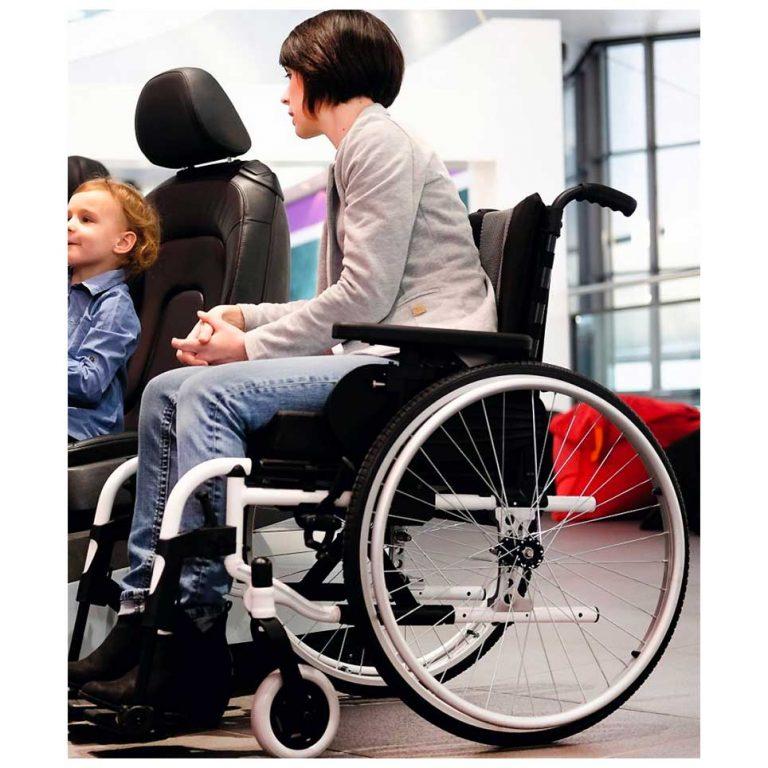 Vídeo silla de ruedas Style