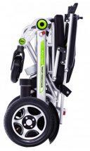 silla de ruedas eléctrica airwheel