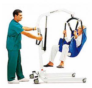Alquiler productos ortopedia España en las regiones más importantes.
