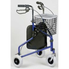 Andador de 3 ruedas