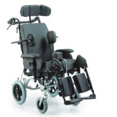 Silla de ruedas postural