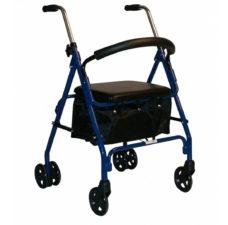 Andador de cuatro ruedas Totalcare