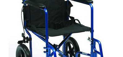 Vídeo silla de ruedas Travelite