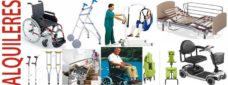 Alquiler productos ortopédicos España