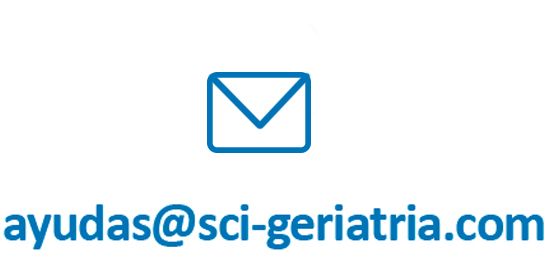 Escríbenos a ayudas@sci-geriatria.com