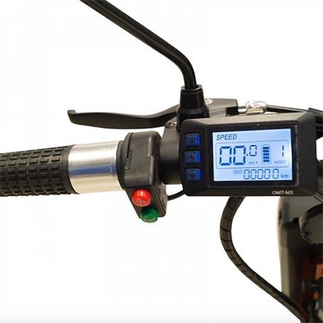 La handbike ZOE eléctrico