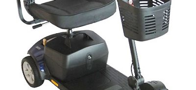 Scooter eléctrico de segunda mano