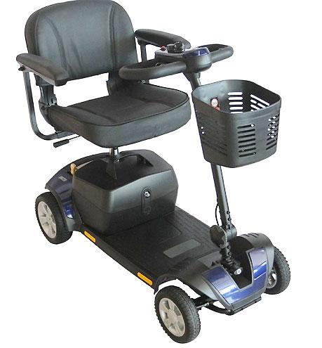 compra de scooters eléctricos para discapacitados