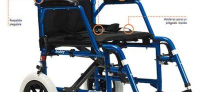 sillas plegables de segunda mano