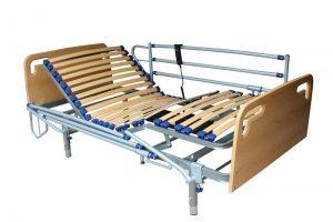 alquiler de una cama articulada