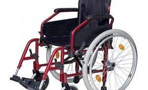 nuevo servicio de alquiler de silla de ruedas a domicilio