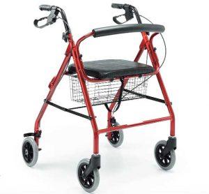 toda la información de andadores para ancianos