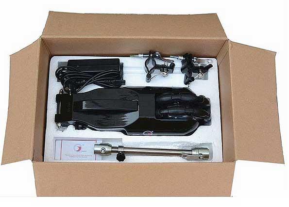 Motor auxiliar Fop automático