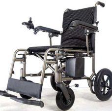 Alquiler de sillas de ruedas eléctricas ligeras Albacete