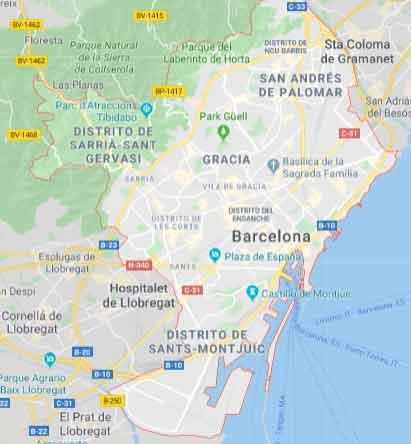 Alquiler material Ortopédico Barcelona
