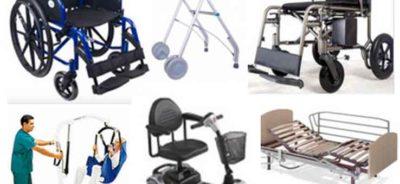 Alquiler productos ortopedia en Málaga