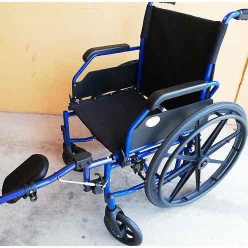alquiler de silla de ruedas con elevable