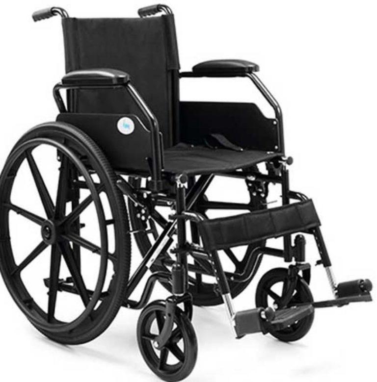 Silla de ruedas barata