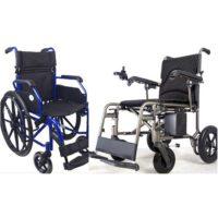Alquiler de silla de ruedas en Málaga