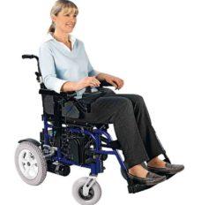 Alquiler de silla de ruedas eléctrica en Alicante