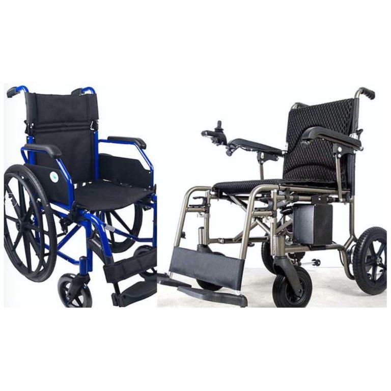 Alquilar o comprar una silla de ruedas