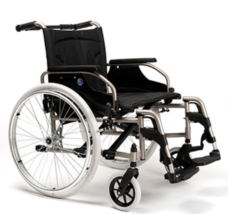 Silla de ruedas para obesos V-100 XL