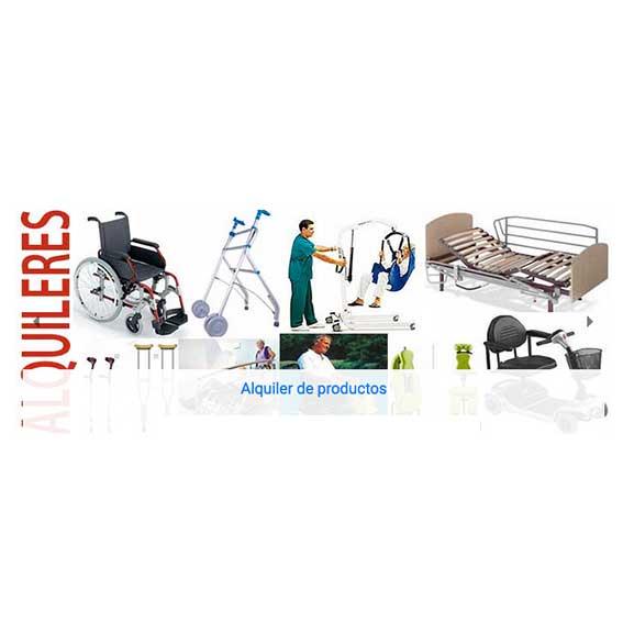 Delegación de productos de ortopedia en Alicante