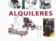 Alquiler de productos de ortopedia en Castellón