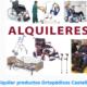 Nueva delegación alquiler de productos ortopédicos en Castellón