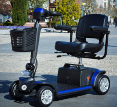 Scooter para discapacitados modelo Vento