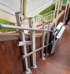 plataformas de salvaescaleras