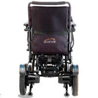 Silla de ruedas eléctrica ultraligera Q 50 R