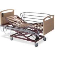 Tener de camas hospitalarias para enfermos en Madrid