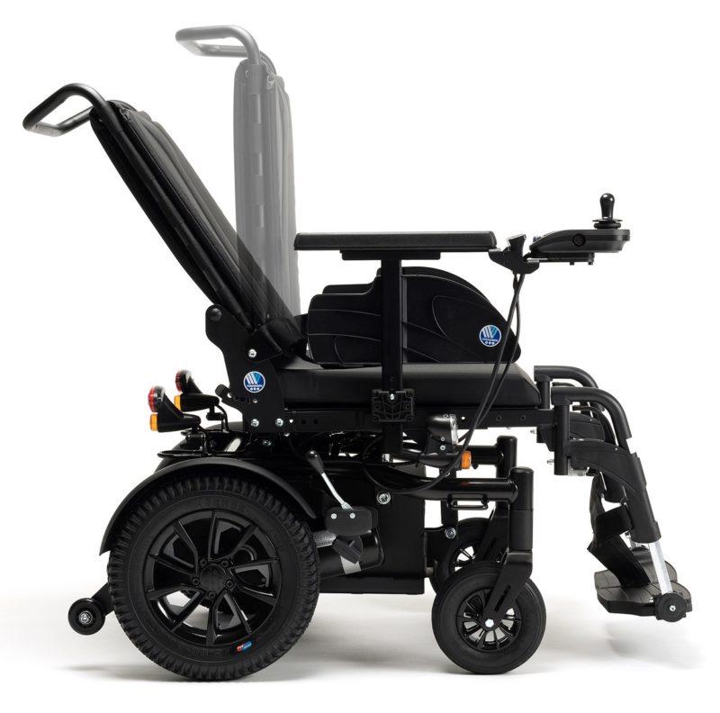 Silla de ruedas motorizada Turios