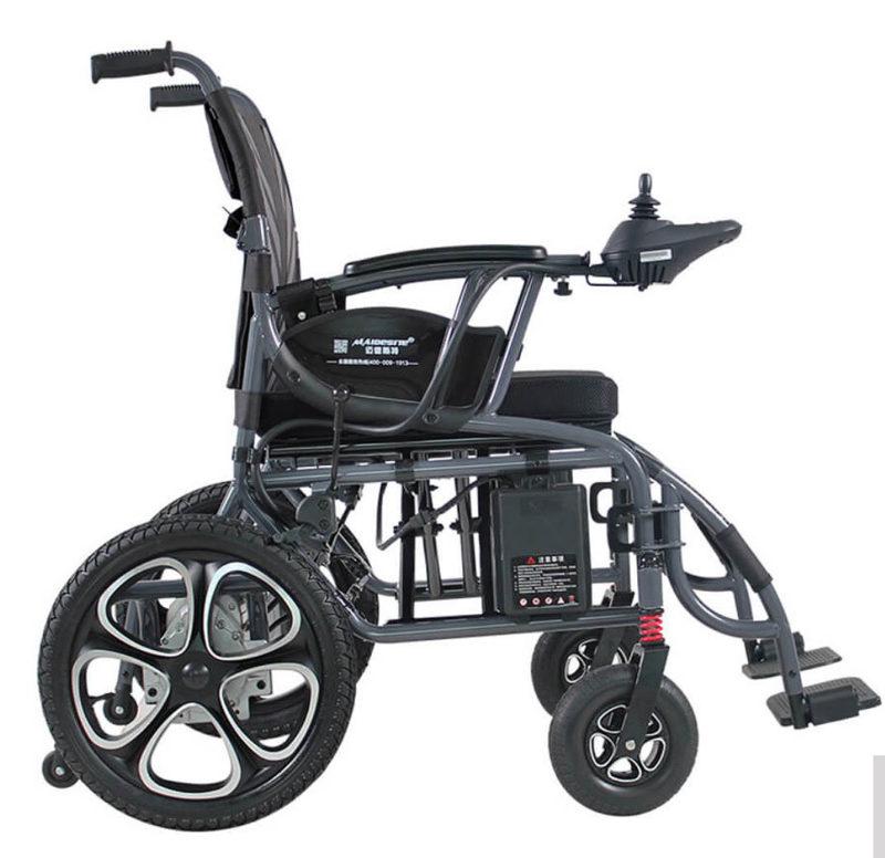 Silla de ruedas eléctrica Sport