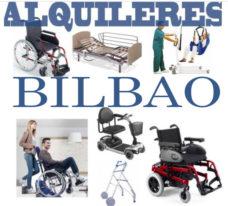 Alquiler de productos Ortopédicos en Bilbao