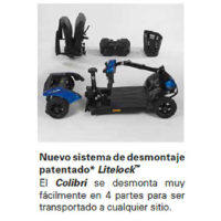 Alquiler de Scooter para minusválidos en Bilbao