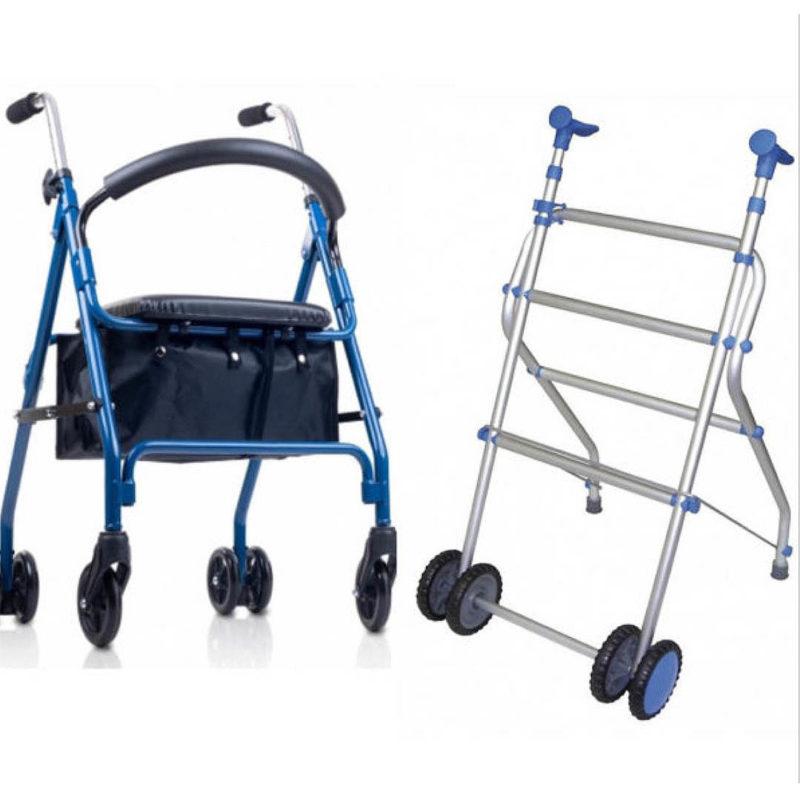 Alquiler de andadores para ancianos en Zaragoza