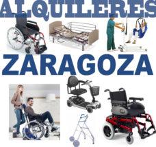 Alquiler de productos Ortopédicos en Zaragoza