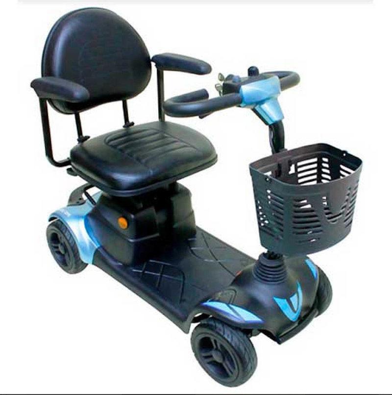 Alquiler de Scooter para personas discapacitadas en