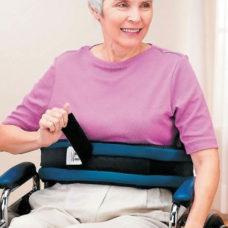 Sujeciones para sillas de ruedas