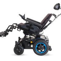 Silla de ruedas eléctrica Q200