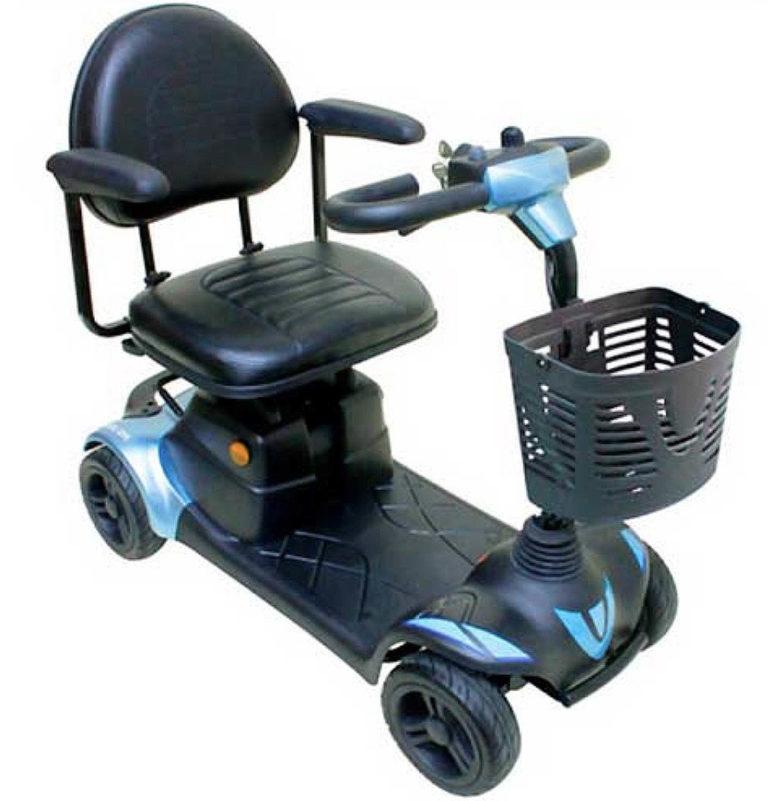 Nuevo servicio de alquiler de Scooter de discapacitados en Valencia