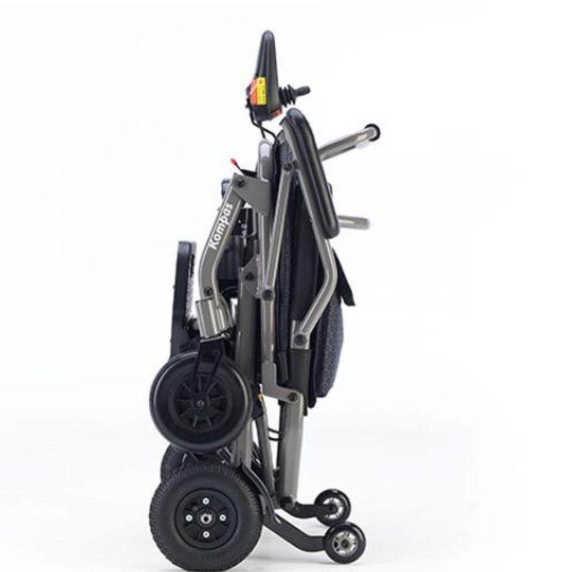 Silla de ruedas eléctrica Kompas