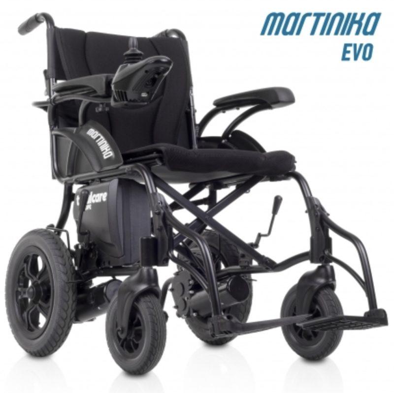 Silla de ruedas eléctrica Martinika Evo